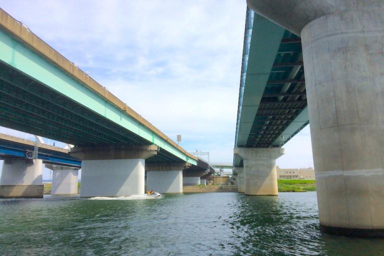 鳥飼大橋(高速道路橋、道路橋)