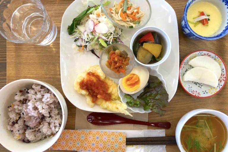 すずかプレート(五穀米)