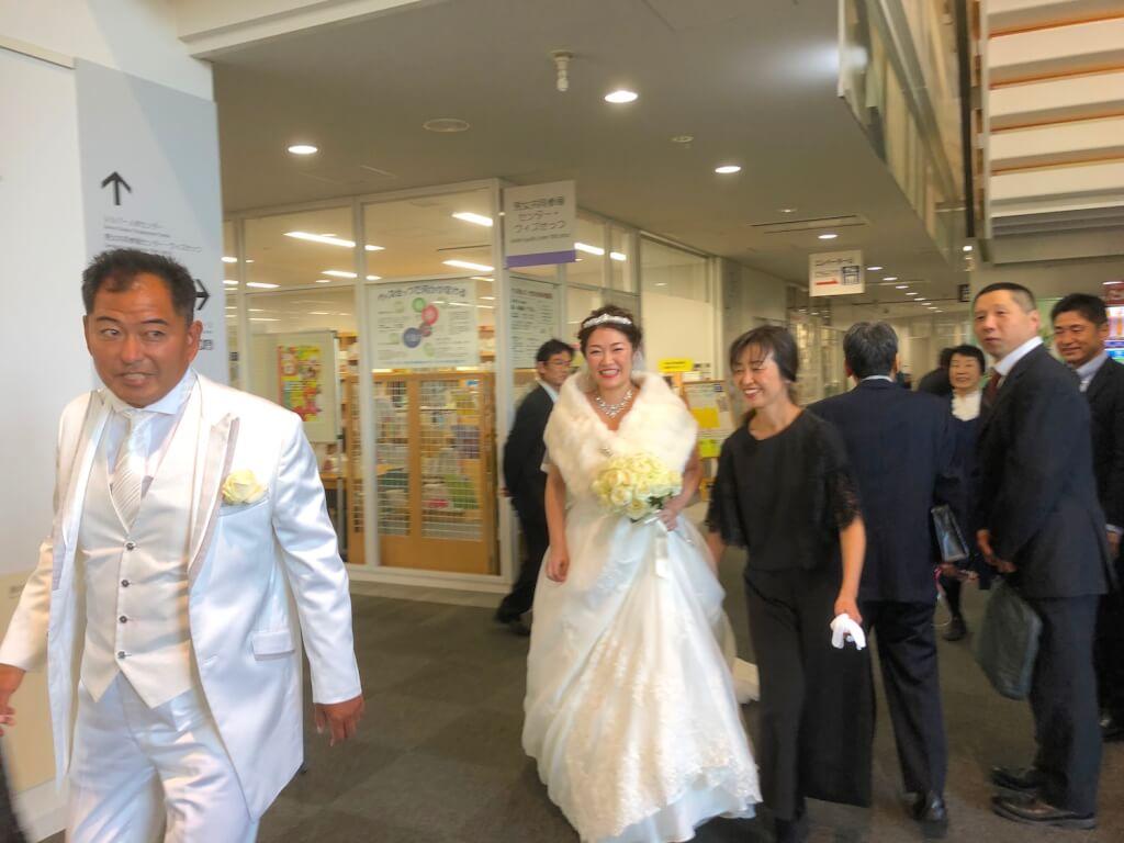 中川嘉彦結婚式