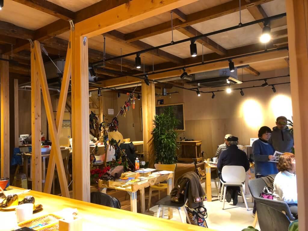 JOCA大阪の店内