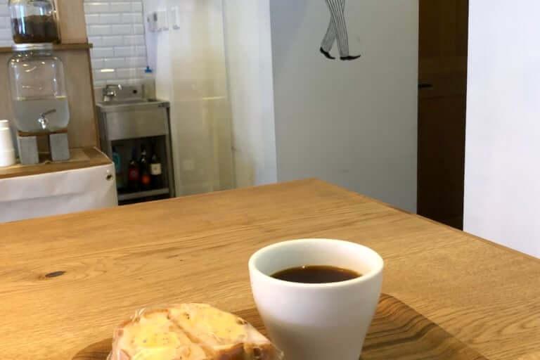 MEN COFFEEE 店内