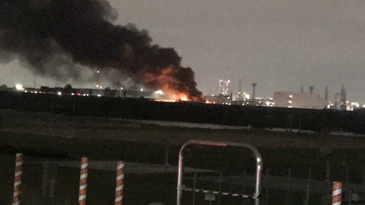 摂津市爆発火災