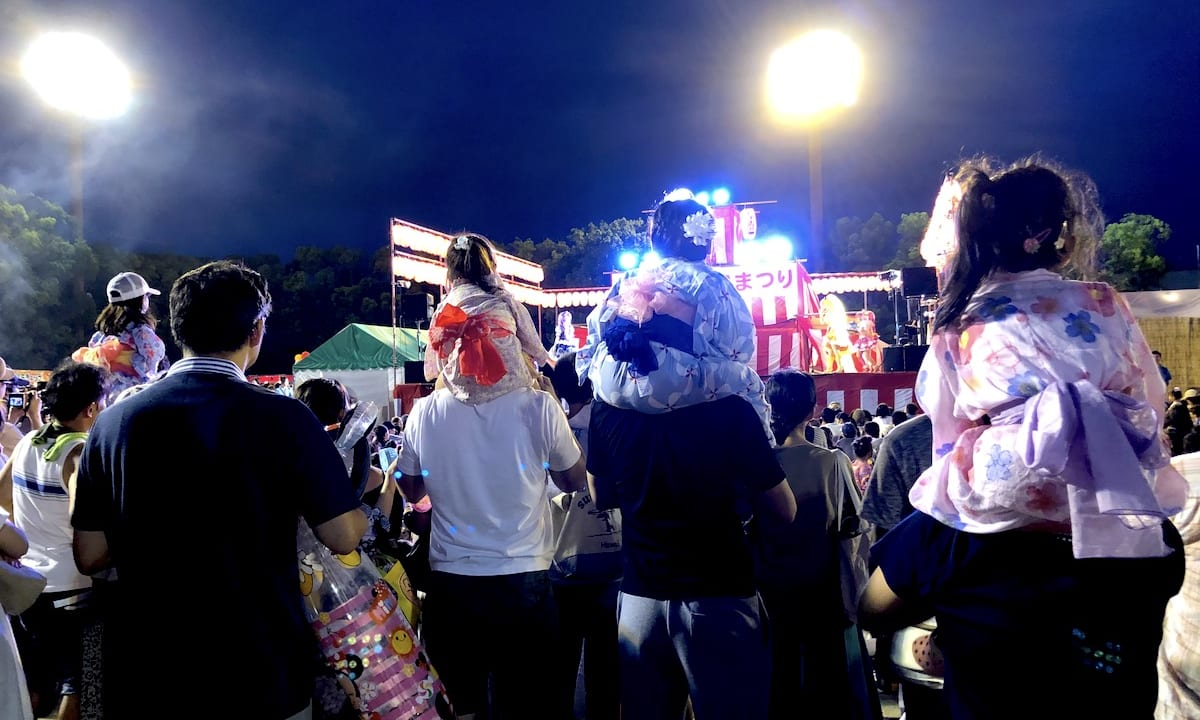 【摂津市】第44回摂津まつり、2日間とも満員御礼♪