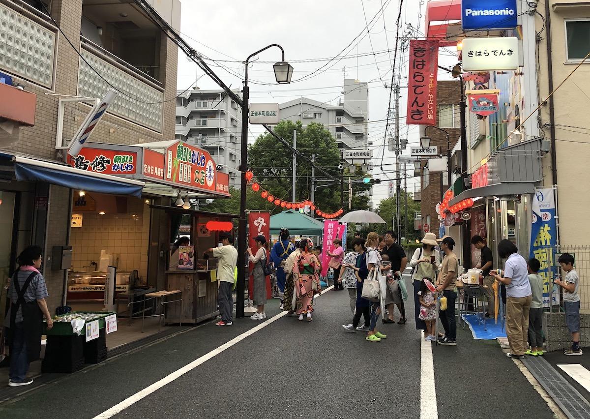 正雀本町商店街
