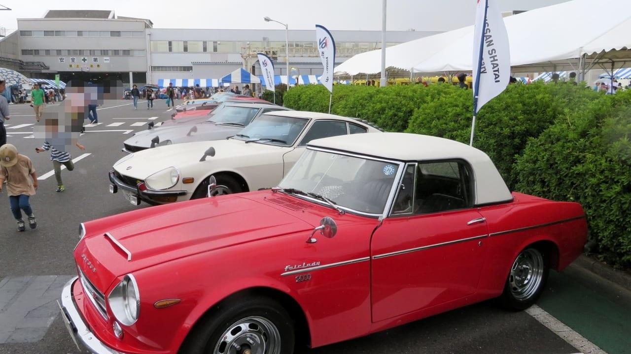 「遊人ぴあ2019」が開催された日産車体本社湘南工場