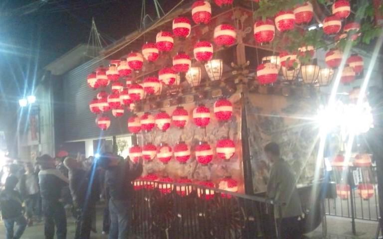 上野天神祭