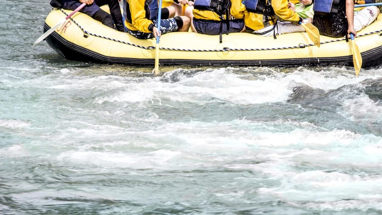 スモールドラゴンボート大会