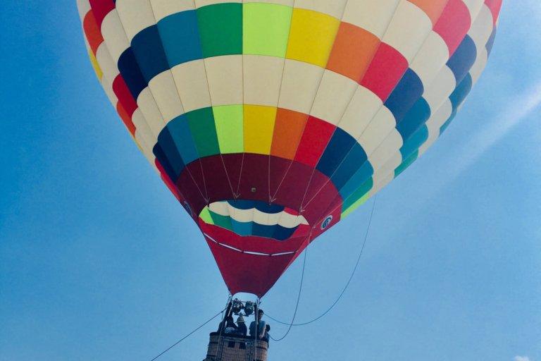 気球 ロープ