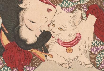 アートになった猫たち展
