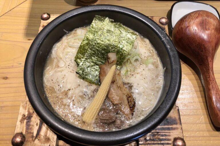 肉汁麺 牛ごろ極