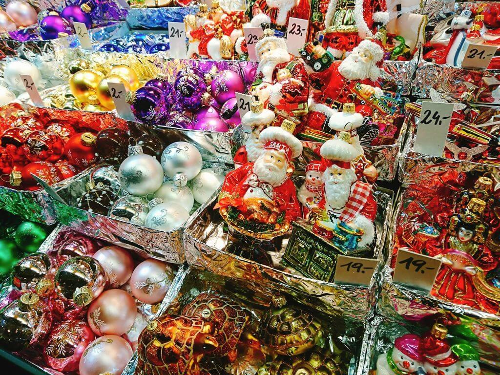 クリスマスマーケットイメージ