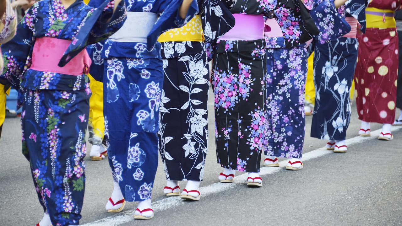 鶴崎踊大会