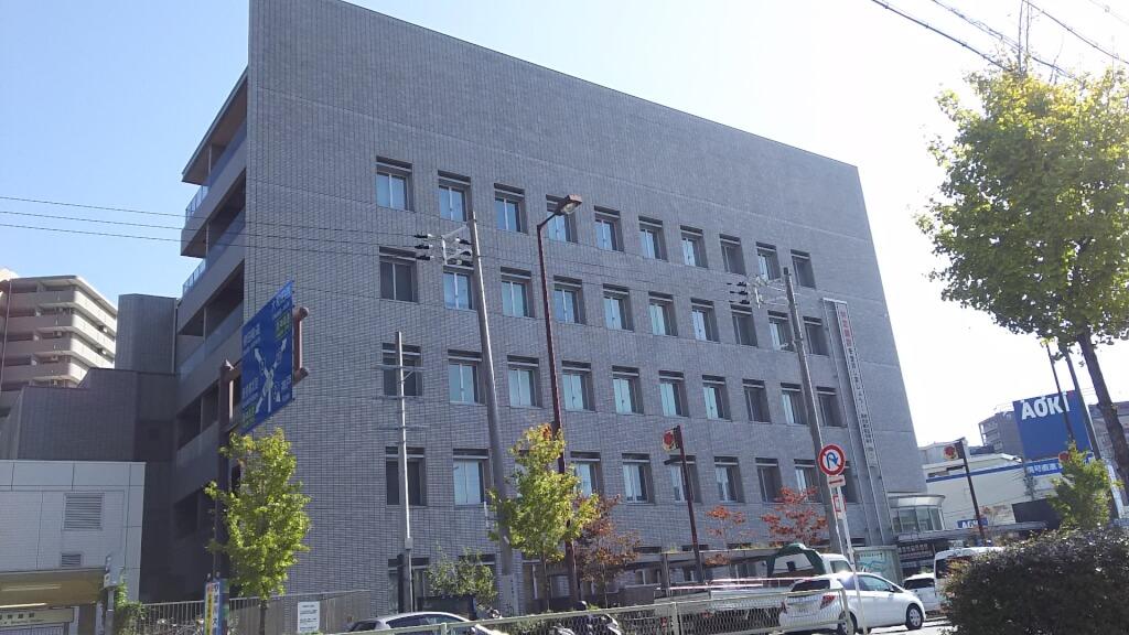 西淀川区役所 外観