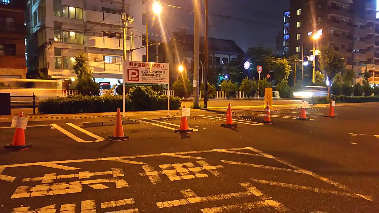 【淀川区】ついに有料化?! 淀川通り沿いのあのコンビニで、現在、設置工事が行われていました・・・。