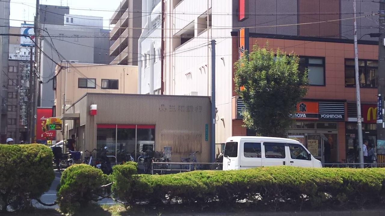 三菱UFJ銀行 ATM 東三国駅前