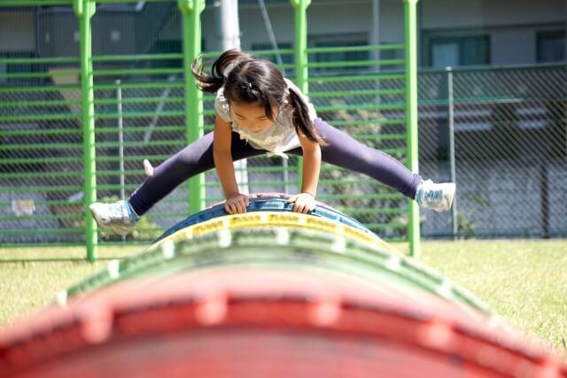ジャンピングマックス跳び箱全国大会イメージ写真