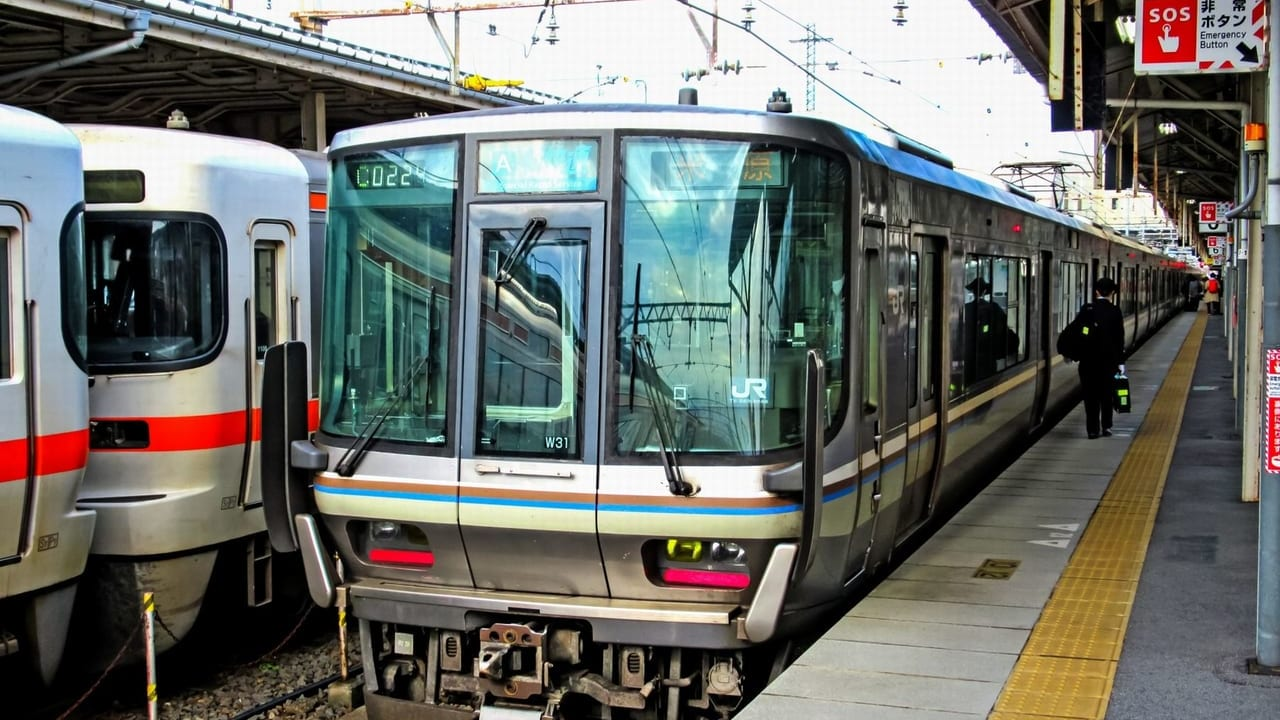 さくら夙川駅人身事故