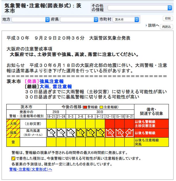 気象庁予報3