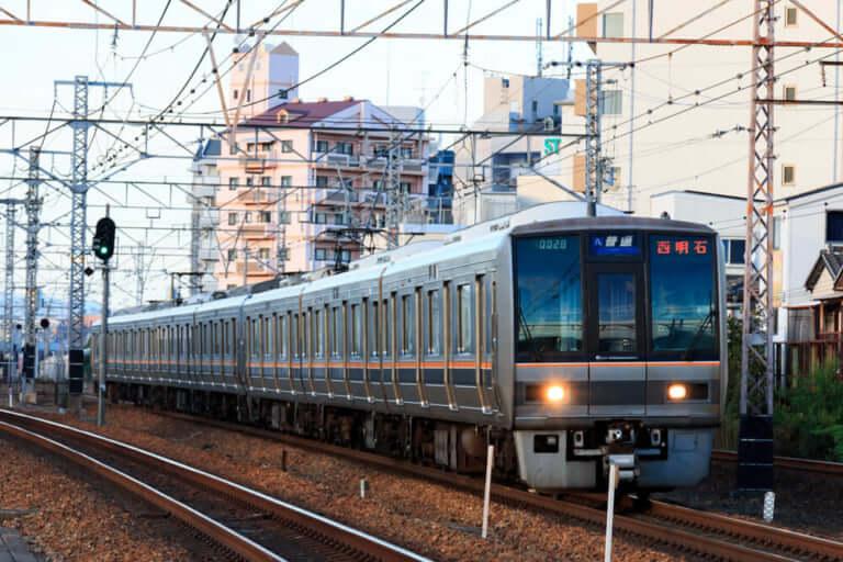 JR西日本 京都線