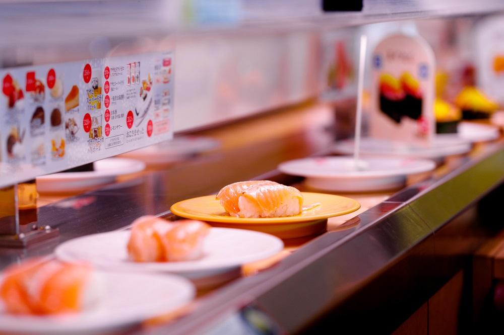回転寿司スシロー