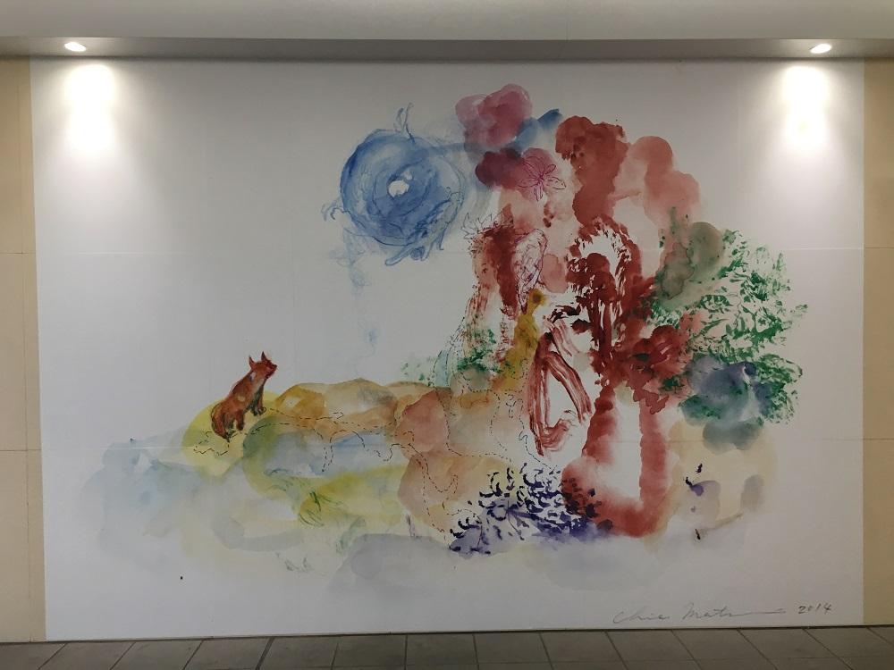 総持寺駅アートプロジェクト