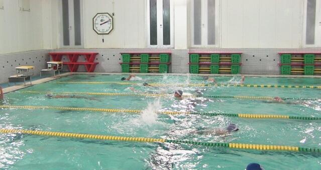 水泳教室1