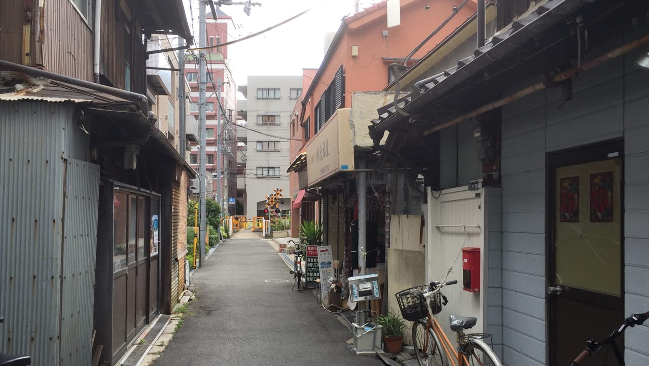 塚口癒しの小道1