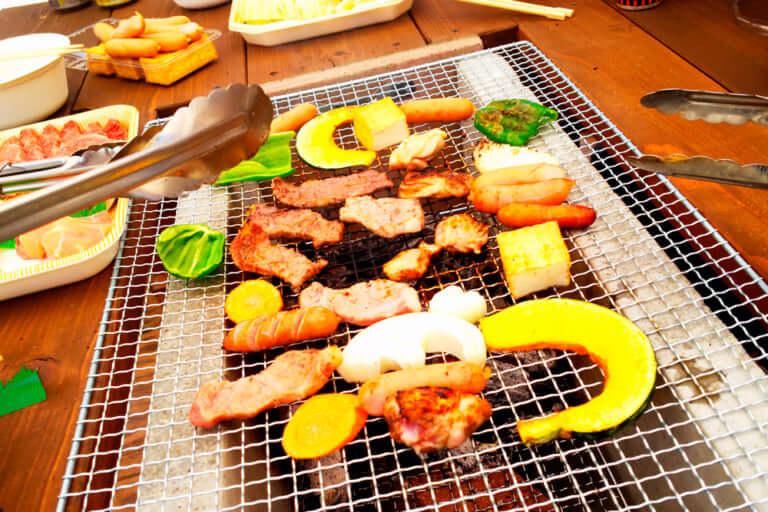 三好の里BBQガーデン5