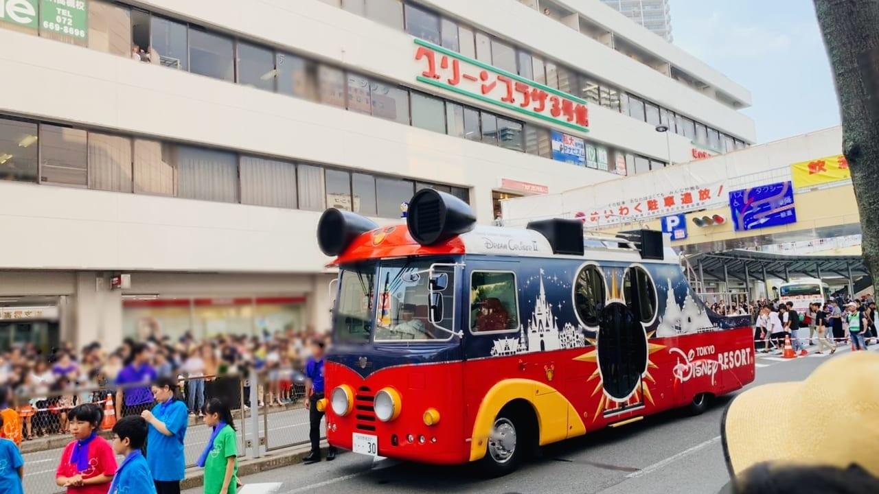 【高槻市】高槻に夢をありがとう!!高槻まつり「東京ディズニーリゾートスペシャルパレード」参戦で見たことのない景色をみた結果。