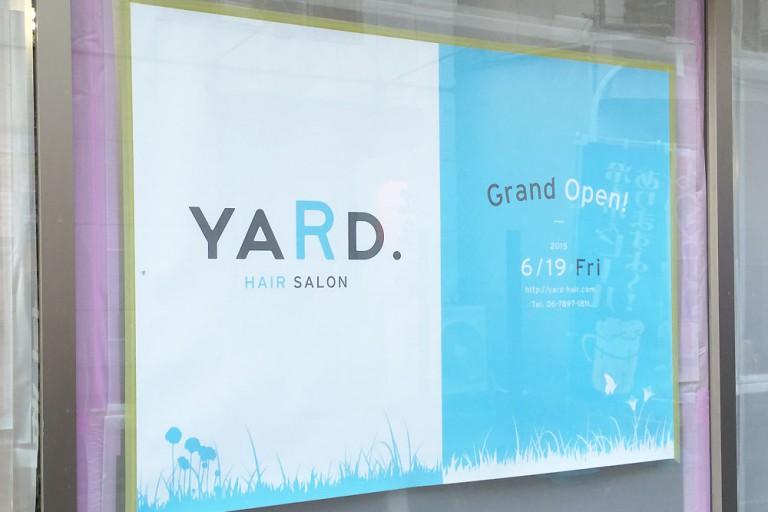 yard 美容室