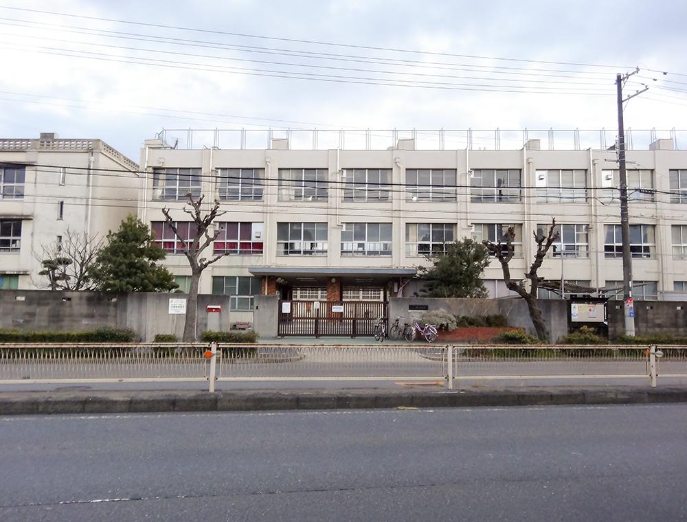 東淀川中学校