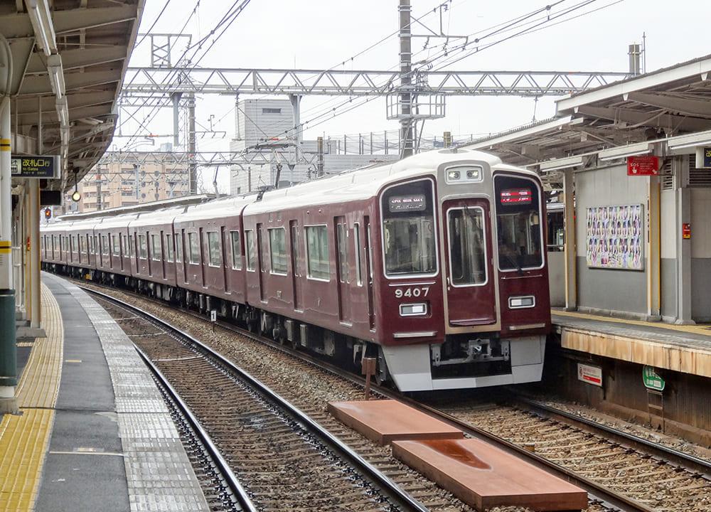 【東淀川区】人と列車が衝突した可能性、2019年7月5日(金)阪急上新庄駅で人身事故が発生した模様です