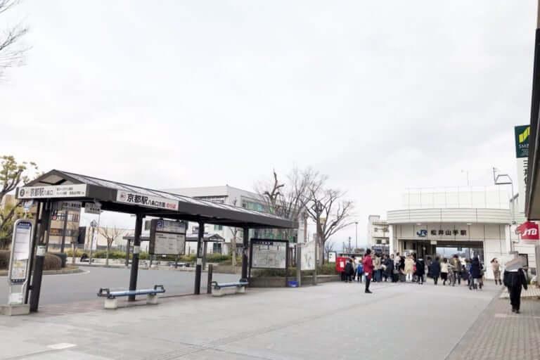 松井山手駅