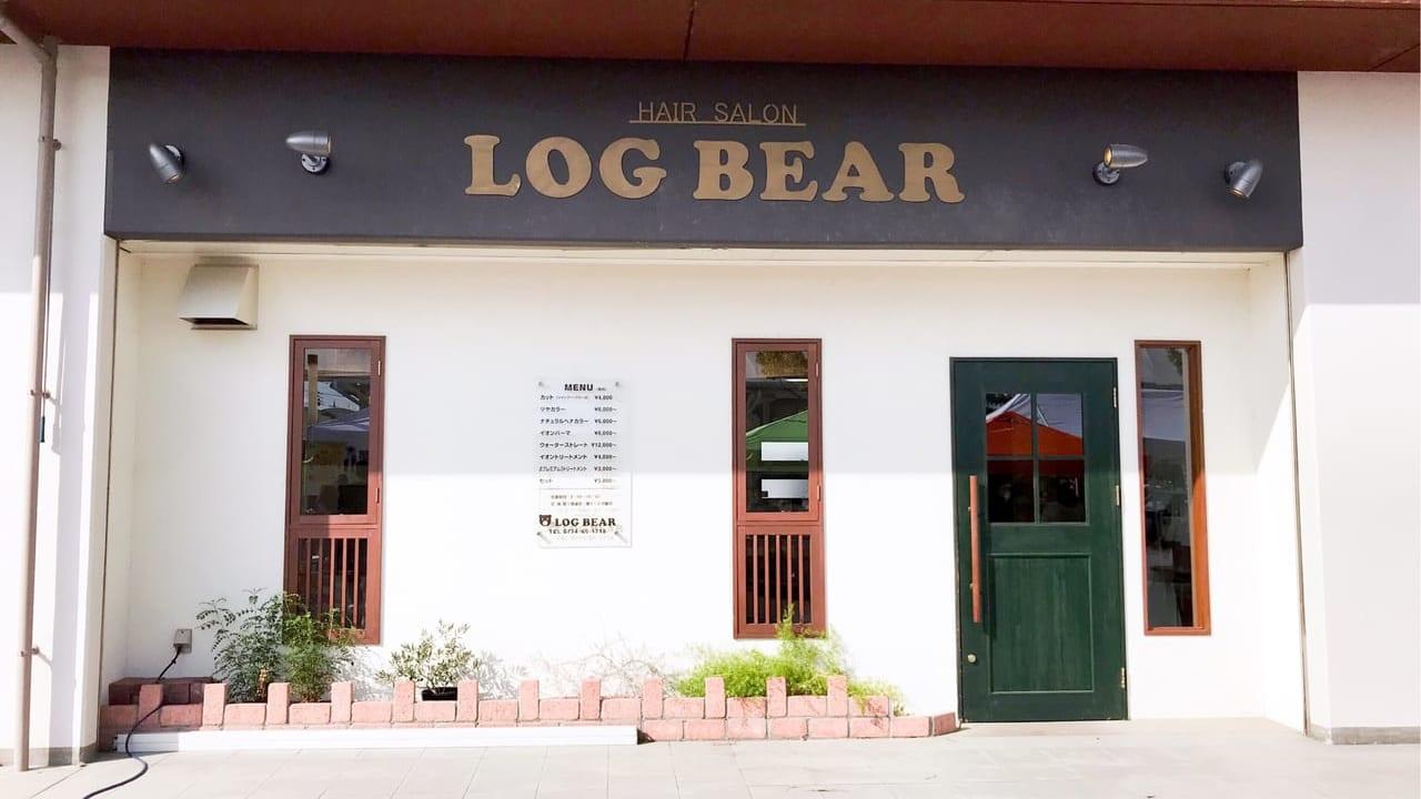 logbear