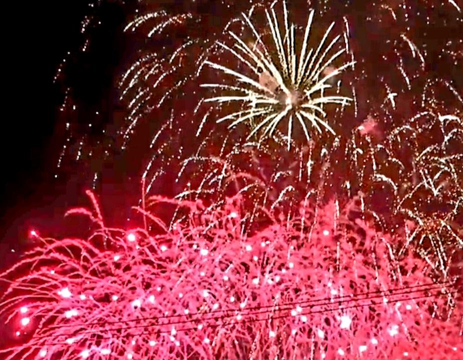 【大和高田市】【橿原市】県内最大級の花火大会を見に行きませんか?