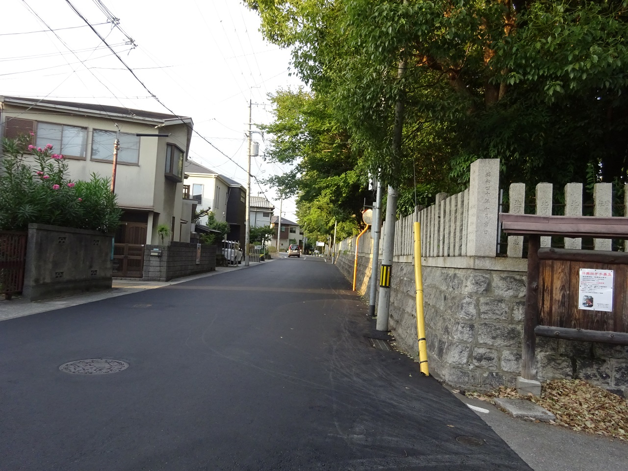 猪名野神社横