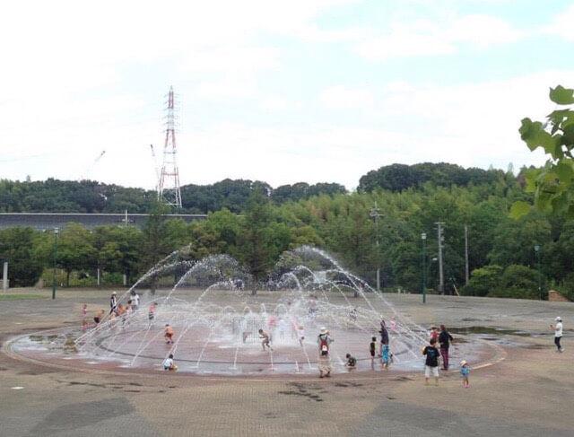 寝屋川公園噴水