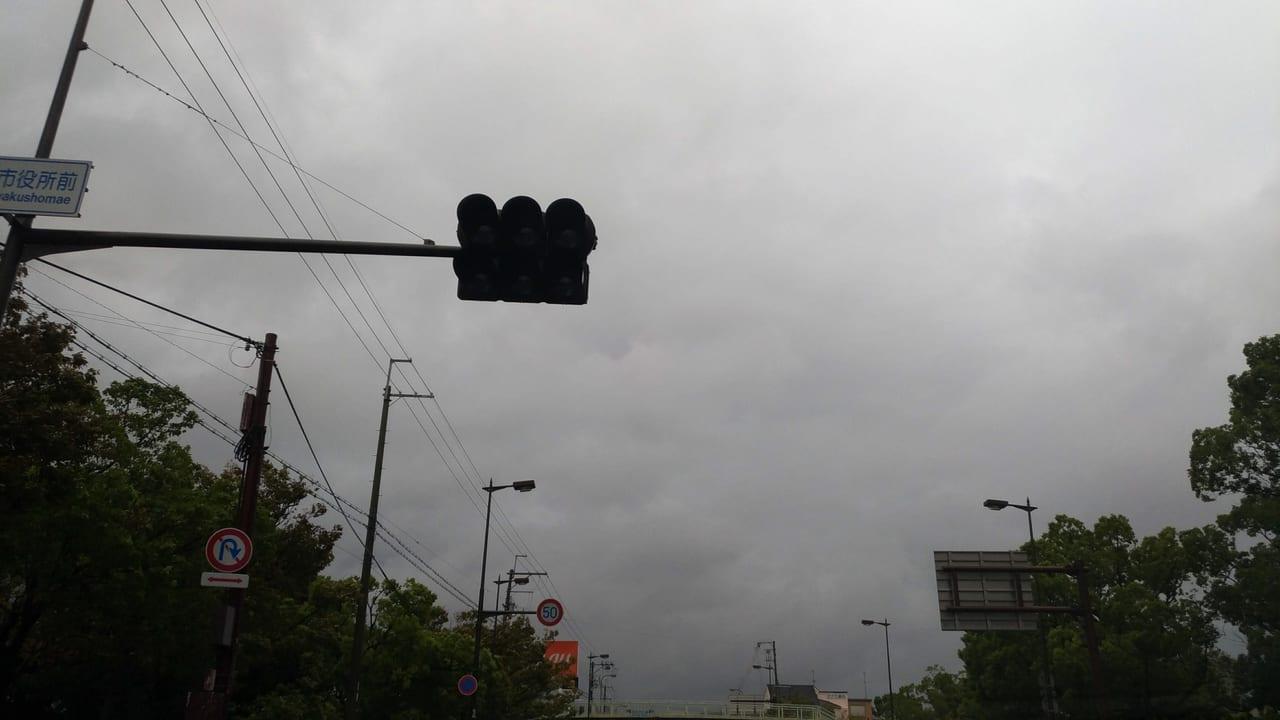 豊中市停電