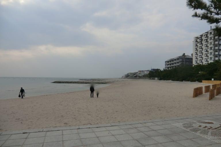 林崎松江海岸