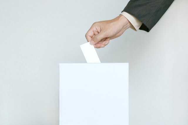 投票イメージ