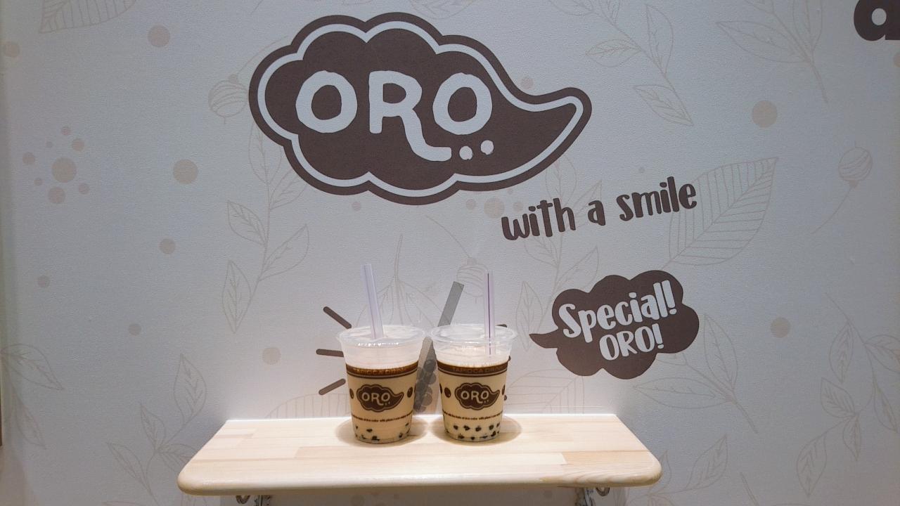 タピオカドリンク専門店 ORO