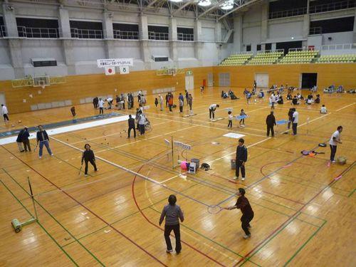 大東市立市民体育館