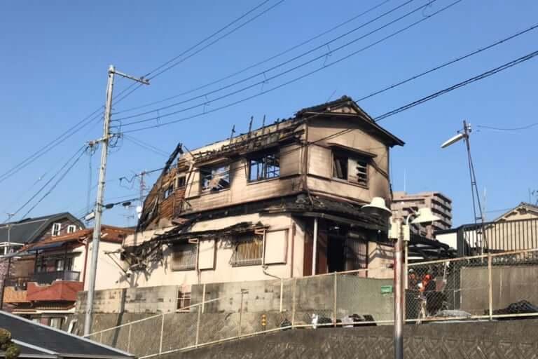 岡山東火事