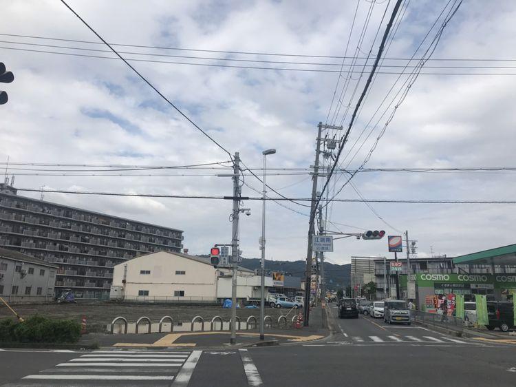 【大東市】江端南交差点角のパチンコ店跡地にマクドナルドがOPENか!?