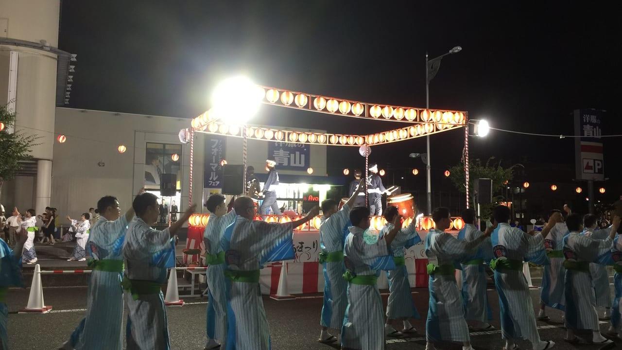 玉島祭り70回