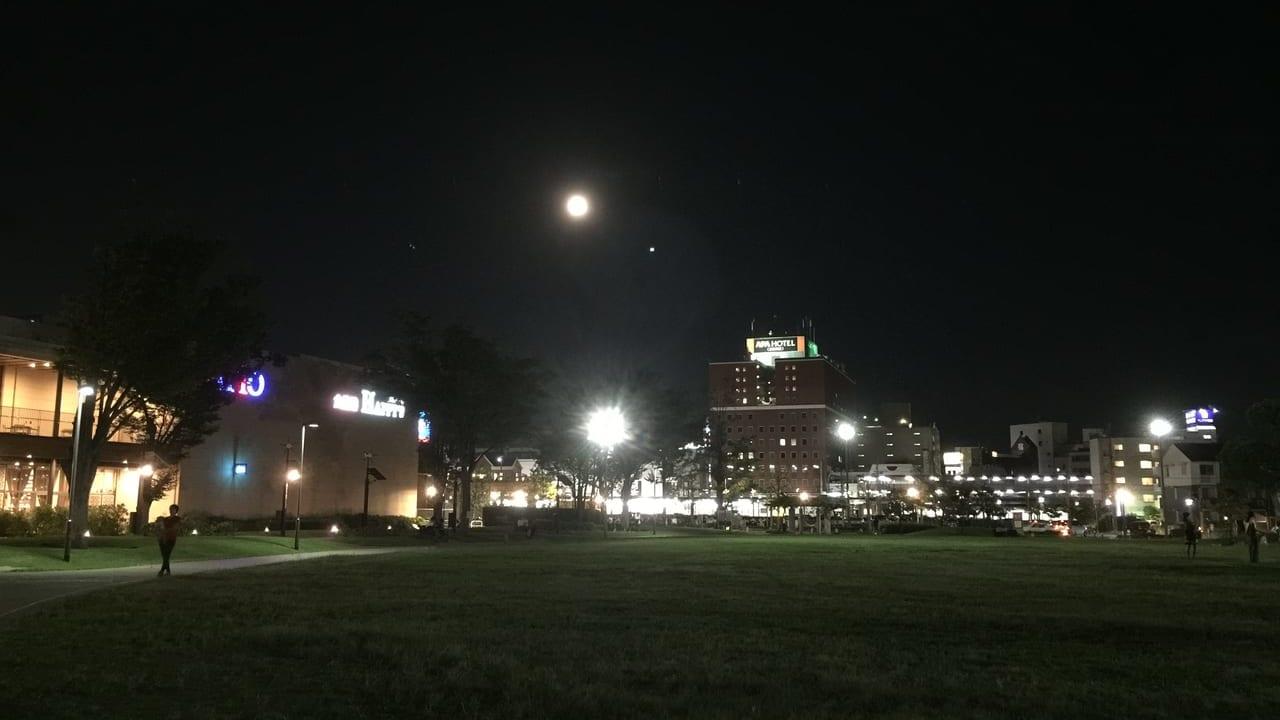 お月見0913