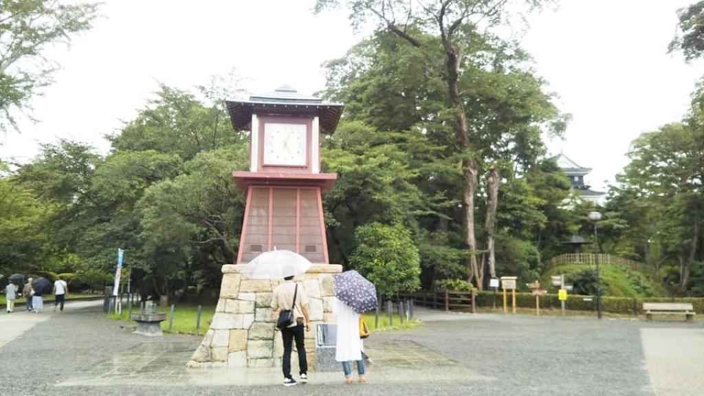 岡崎公園からくり時計