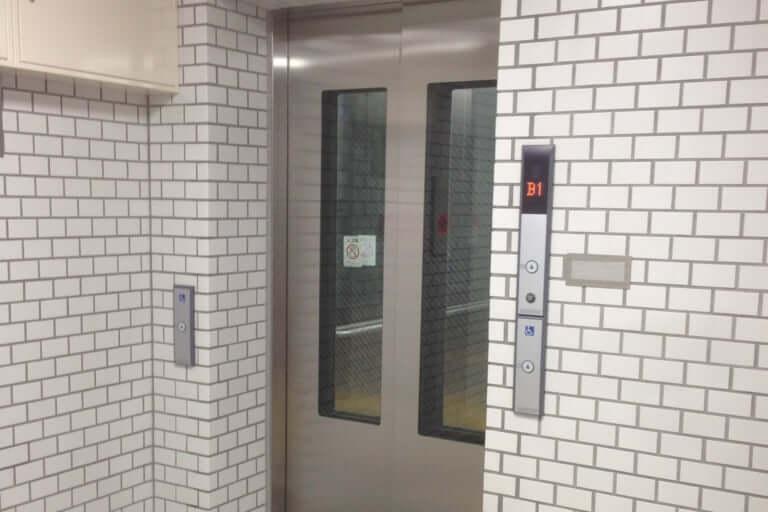 大日駅エレベーター設置