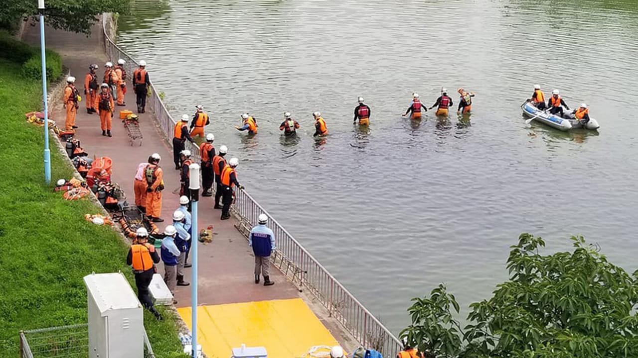 城北公園水難事故