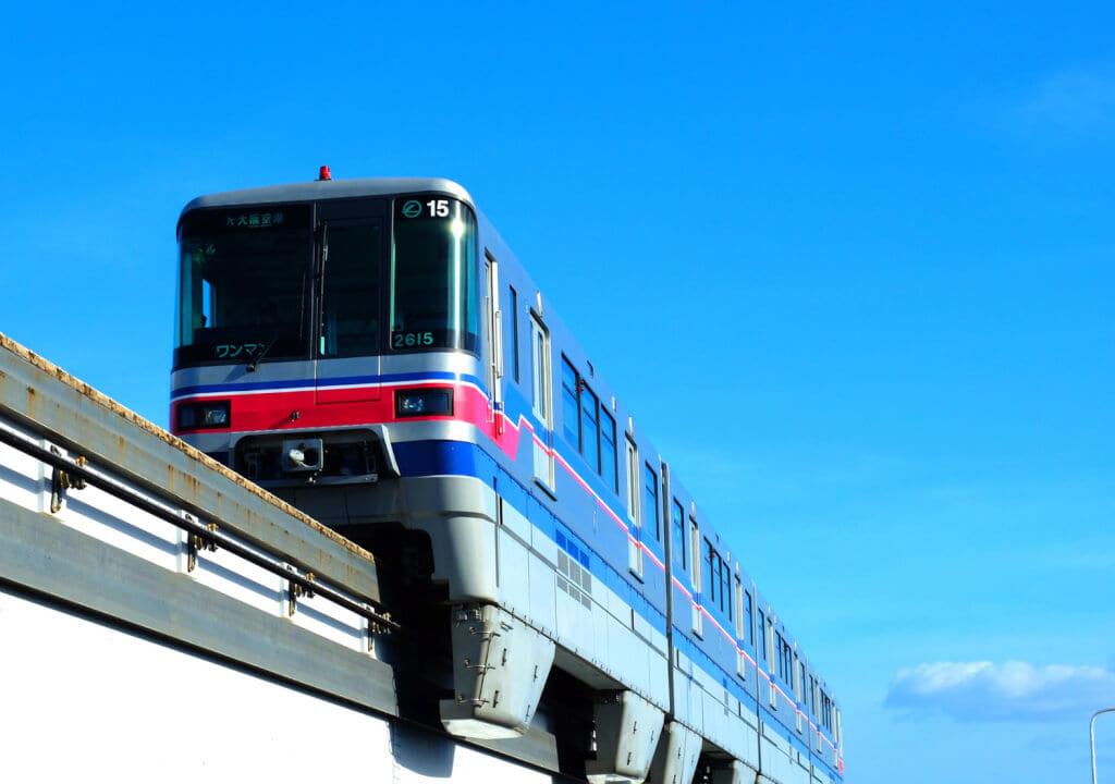 大阪モノレール申請